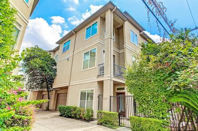 Rice Military Condo/Townhouse For Sale: 814 Cohn St Street