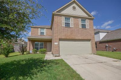 Humble Single Family Home For Sale: 17811 Sunstone Terrace Lane