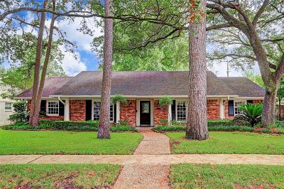Houston TX Single Family Home For Sale: $839,000