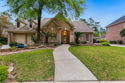 Houston Single Family Home For Sale: 1906 Leatherstem Lane