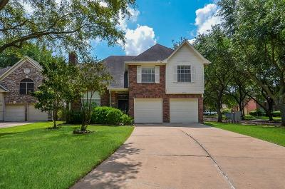 Sugar Land Single Family Home For Sale: 2815 Bent River Court