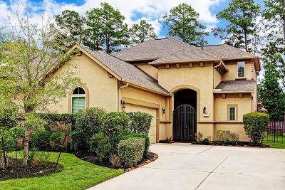 The Woodlands Single Family Home For Sale: 34 Sundown Ridge