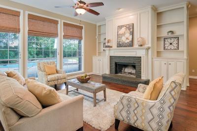 Kingwood Single Family Home For Sale: 6118 Bluebonnet Pond Lane