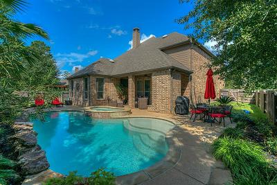 Montgomery Single Family Home For Sale: 130 Stonehedge