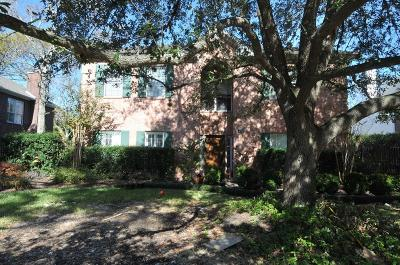 Bellaire Single Family Home For Sale: 4310 Mildred Street