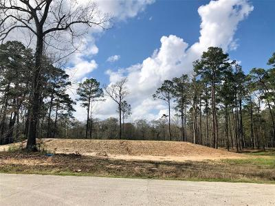 Huffman Residential Lots & Land For Sale: 26811 Vista Meadow Court