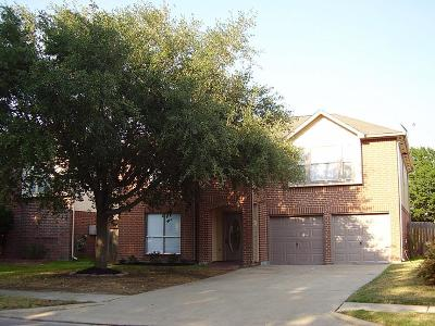 Katy TX Single Family Home For Sale: $248,900