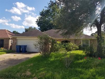 Katy Single Family Home For Sale: 5721 Village Park Drive