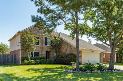 League City Single Family Home For Sale: 6160 Darlington Court