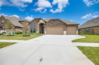Texas City Single Family Home For Sale: 2822 Cumberland Drive
