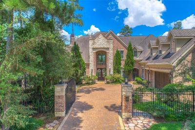 The Woodlands Single Family Home For Sale: 10 Player Green Place