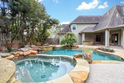 Montgomery Single Family Home For Sale: 8 Hidden Creek Lane