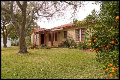 Galveston Single Family Home For Sale: 5028 Woodrow Avenue