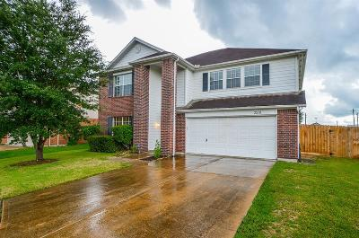 Pearland Single Family Home For Sale: 3218 Wheatmeadow Court