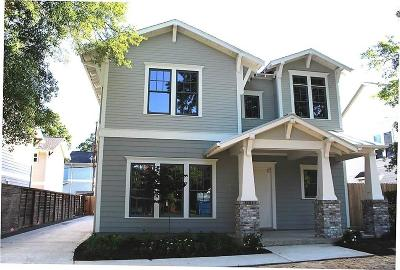 Garden Oaks Single Family Home For Sale: 982 Gardenia Drive