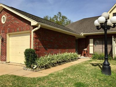 Pearland Condo/Townhouse For Sale: 803 W Country Meadows Lane