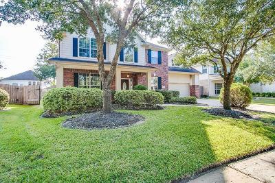 Missouri City Single Family Home For Sale: 10626 Farmersville Frk
