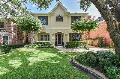 Bellaire Single Family Home For Sale: 4318 Jonathan Street