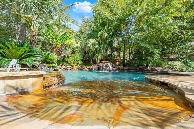 The Woodlands Single Family Home For Sale: 10 Stickley Court
