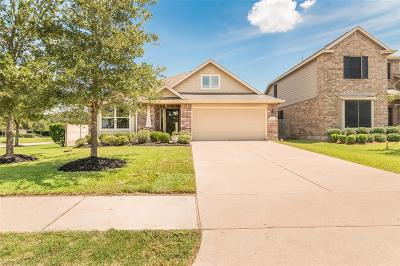Dickinson Single Family Home For Sale: 6731 Strawberry Brook Ln