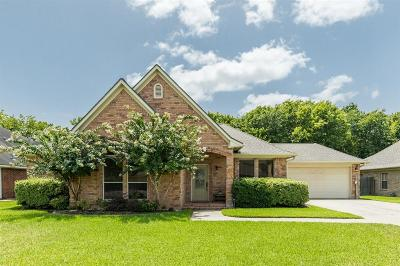 Alvin Single Family Home For Sale: 2330 Troon Drive