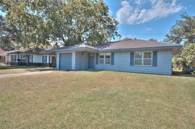 Houston Single Family Home For Sale: 1702 Gardenia Drive