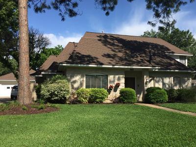 Katy Single Family Home For Sale: 910 Fern Street