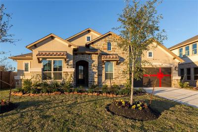 Tomball Single Family Home For Sale: 8926 Stonebriar Creek Crossing