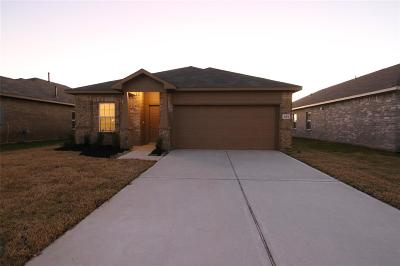 Texas City Single Family Home For Sale: 2415 Ivory Court