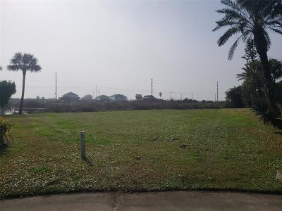 Galveston Residential Lots & Land For Sale: 3502 Foremast