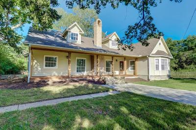 Single Family Home For Sale: 4001 Todville Road