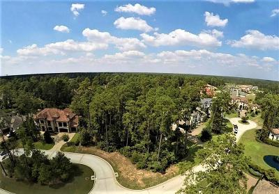 The Woodlands Residential Lots & Land For Sale: 67 N Lamerie Way