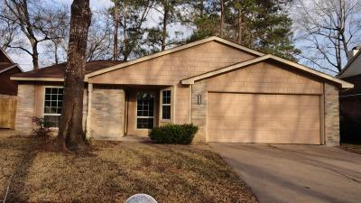 Humble Single Family Home For Sale: 19914 Moonriver Drive