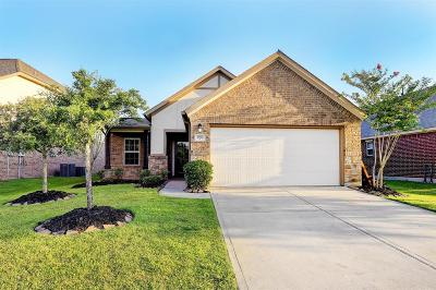 Brookshire Single Family Home For Sale: 9993 Boulder Bend Lane