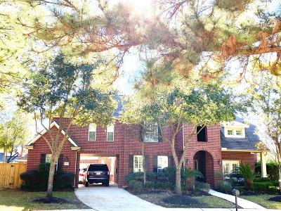 Spring Single Family Home For Sale: 10403 Dunbar Point Court
