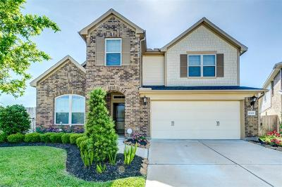 Tomball Single Family Home For Sale: 12303 Northfork Bend Court
