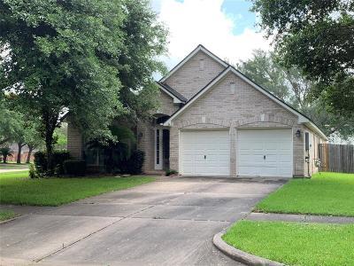 Missouri City Single Family Home For Sale: 7203 Shadyside Circle