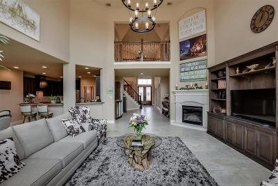 Pearland Single Family Home For Sale: 2825 N Moss Lake Lane N