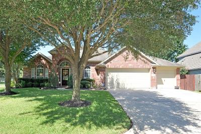 Humble Single Family Home For Sale: 18718 Walden Forest Drive