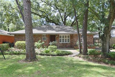 Houston Single Family Home For Sale: 2211 Viking Drive