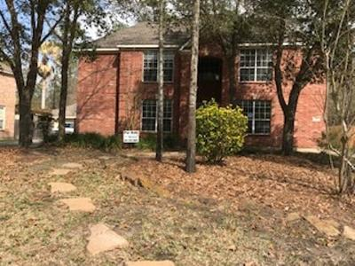 Spring Single Family Home For Sale: 14 Archbriar Place