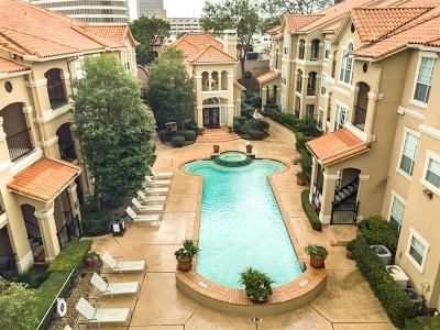 Houston Condo/Townhouse For Sale: 3231 Allen Parkway #2301