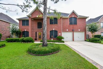 Pearland Single Family Home For Sale: 5211 Brett Drive