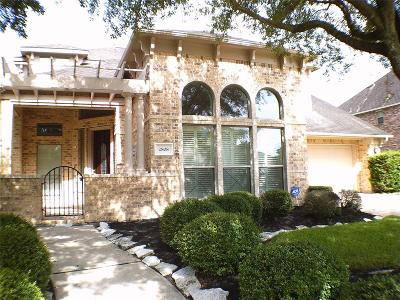 League City TX Single Family Home For Sale: $349,000