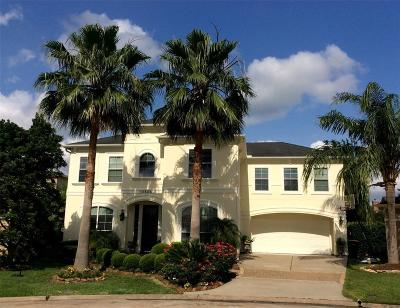 Houston Single Family Home For Sale: 13506 SW Indigo Lake Court SW