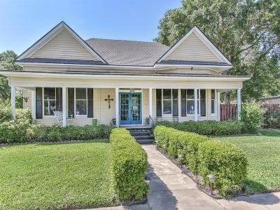 Eagle Lake Single Family Home For Sale: 509 Strickland Avenue