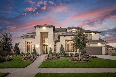 Tomball Single Family Home For Sale: 26 Legacy Ridge Drive