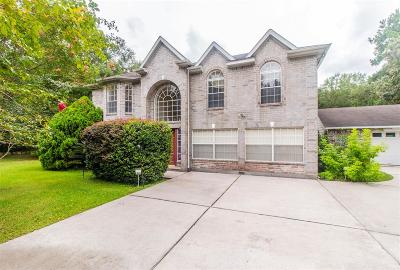 New Caney Single Family Home For Sale: 23957 Majestic Forest