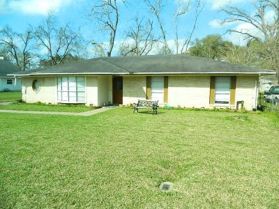 Sealy Single Family Home For Sale: 739 4th Street
