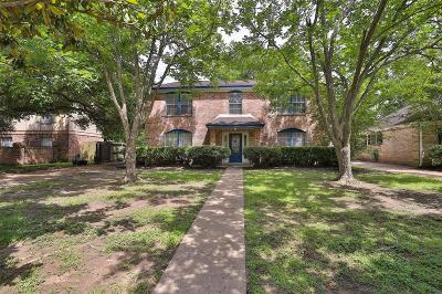Katy Single Family Home For Sale: 1027 Oxborough Drive
